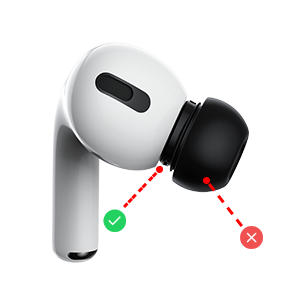 Ear tips for airpods pro