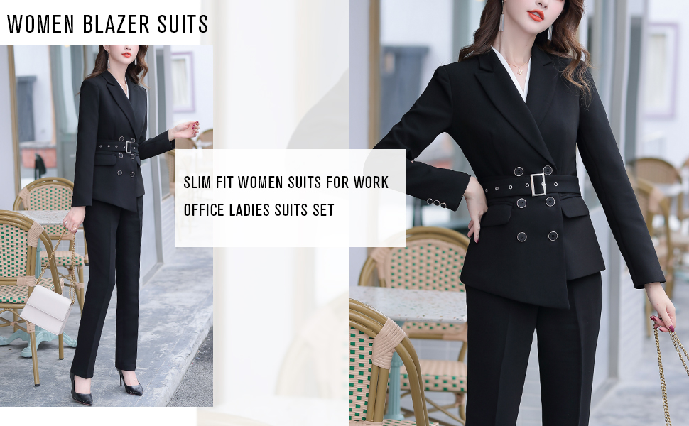 BUSINESS SUITS FOR WORK