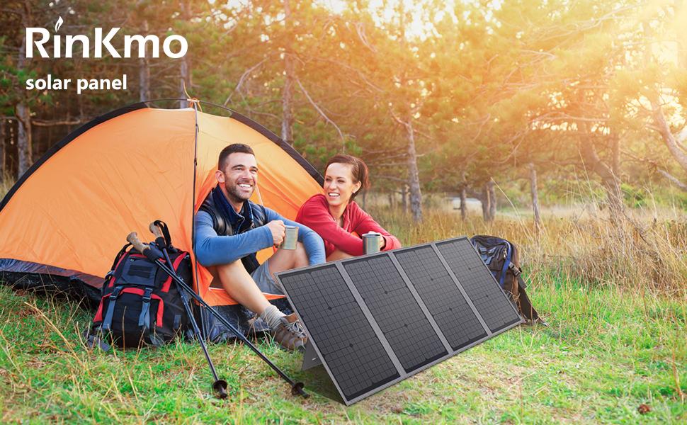 Rinkmo 100W solar panel