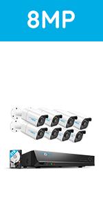 RLK16-800B8 Security Camera System