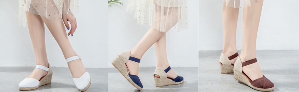 PERFECT FOR ANY OCCASION! – These classic ankle strap shoes are suitable for