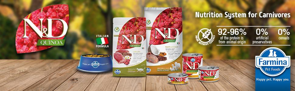 Farmina Quinoa Dog Food