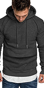 Flip Pocket Sweatshirt