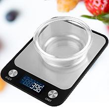Weigh Ingredients,Weigh range : minimum 1g, maximum 10KG.