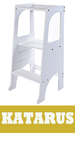 KITCHEN STEP STOOL FOR TODDLERS