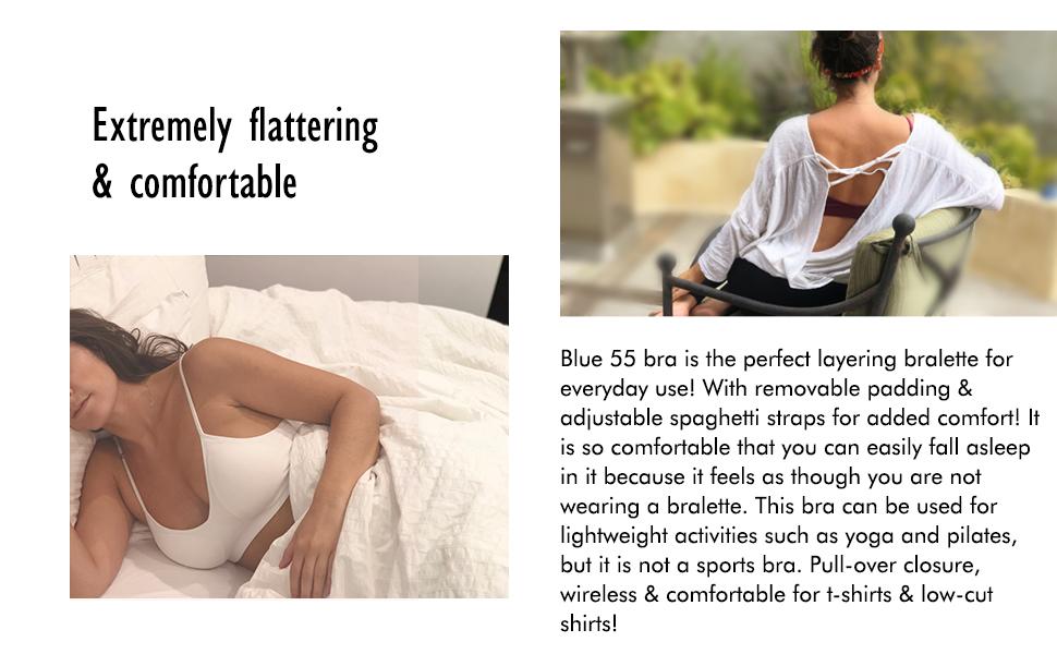 comfortable bra bralette sexy everyday comfort basic flattering