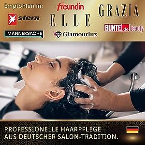 Premium Argan Oil Haarpflege Friseur-Qualität Argan Deluxe ADLX Saloncare