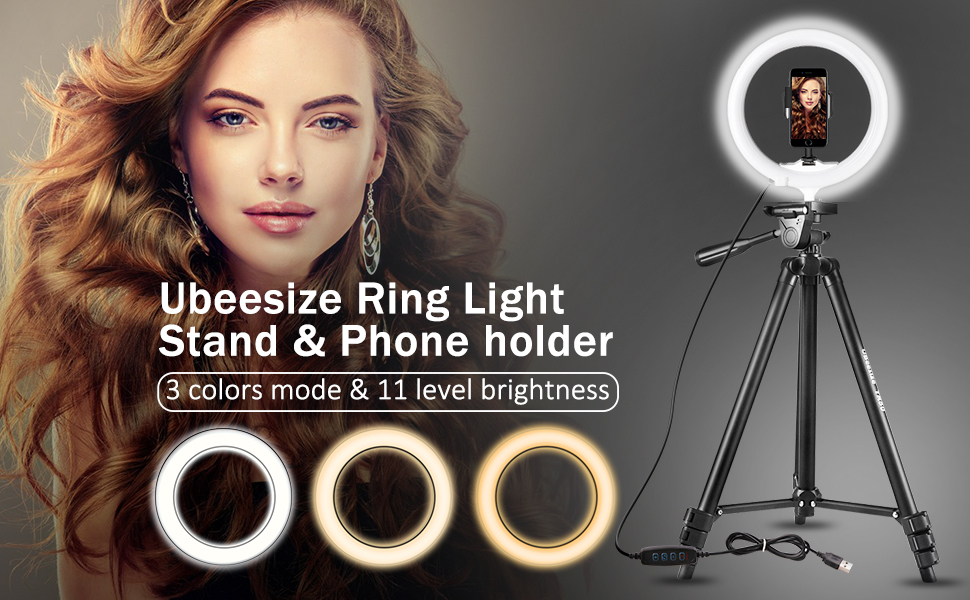 UBeesize Ring Light