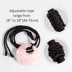 with Adjustable Rope for Men amp; Women
