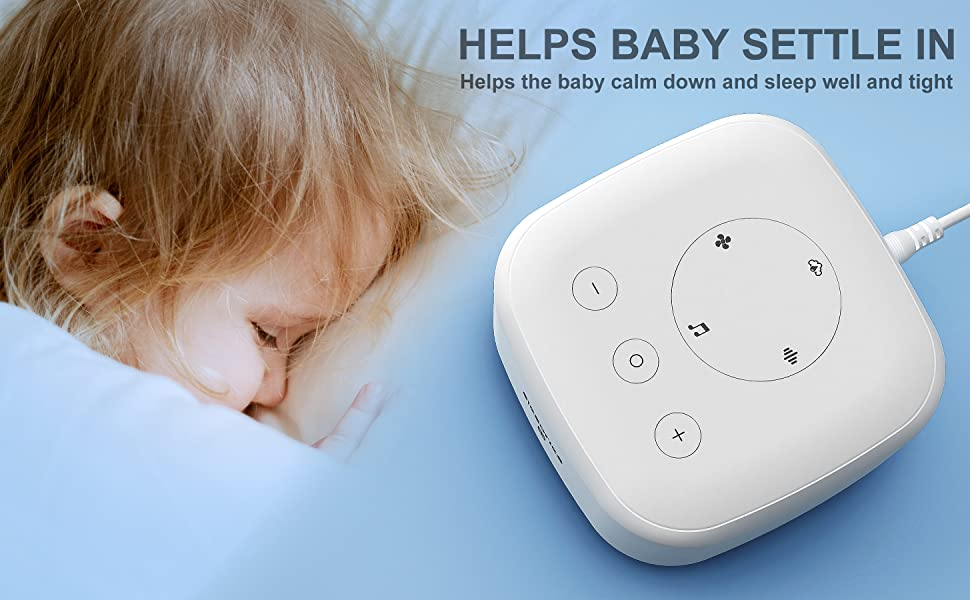 white noise machine for baby