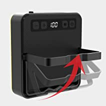 Superway LEDランタン 充電式 昼白色 昼光色 電球色 赤色点灯 SOS 光色/輝度記憶機 モバイルバッテリー 数字型電気量 輝度表示 三脚接続可能 13400mAh 100調光モード アウトドア 防災 強力磁石内蔵 【1200ルーメン/連続点灯1500時間/PSE取得済】