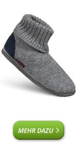 Zapatillas de casa para hombre y mujer, con suela antideslizante, pantuflas de fieltro alto