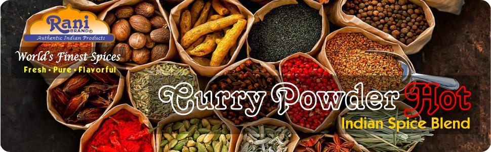 Curry Hot Header