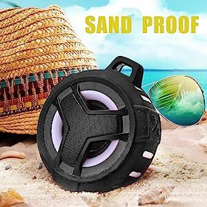 beach speaker , pool speaker, waterproof speaker for kids