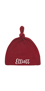 Personalized Baby Hat