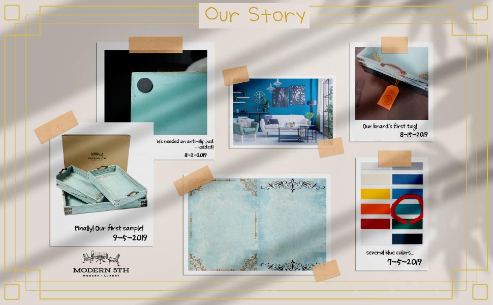 modern 5th brand story