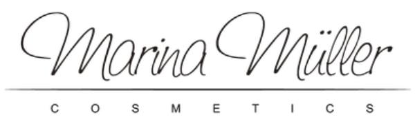 LOGO Marina Müller Cosmetics Kosmetik aus Deutschland Bio Naturkosmetik
