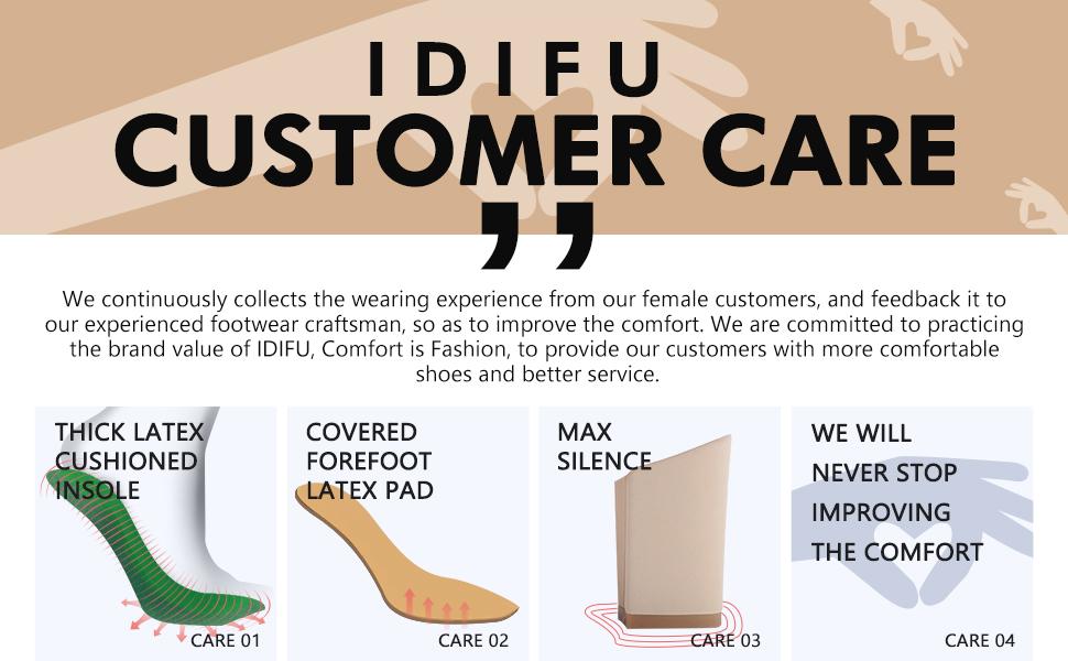 IDIFU CUSTOMER CARE