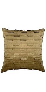 Brown Ocean Pillow Covers