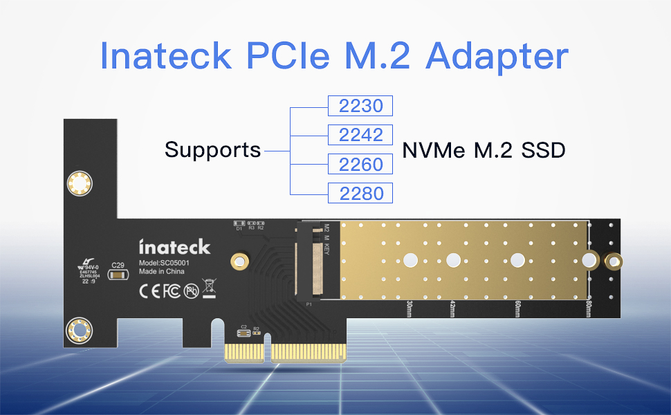 pcie m.2 adapter