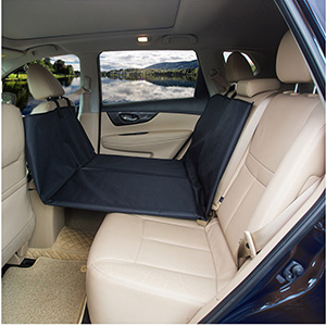 AMOCHIEN Backseat Extender for Dogs
