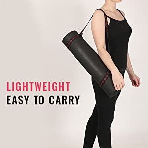 Lightweight-Easy to Carry