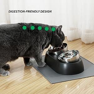Digestion-friendly design
