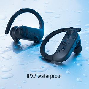 IPX7 a prueba de agua
