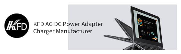 KFD AC DC Power Adapter Charger Universal Power supply 12V 15V 16V 18V 19V 19.5V 20V 36V 48V
