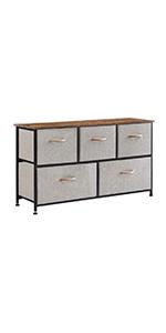 Drawers Dresser