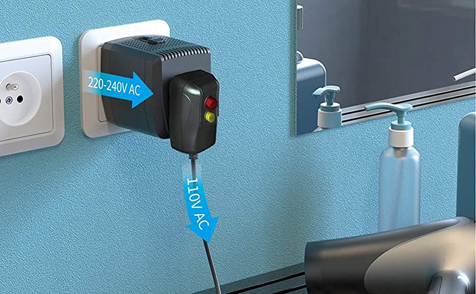 converter plug us to europe electrical converter for europe hair dryer power converter