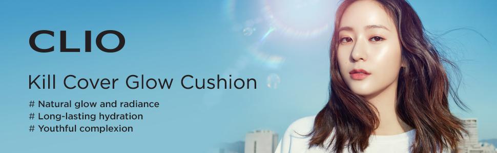 CLIO Kill Cover Glow Cushion