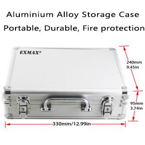 Silver storage case