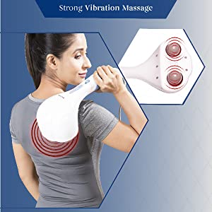 strong vibration massage