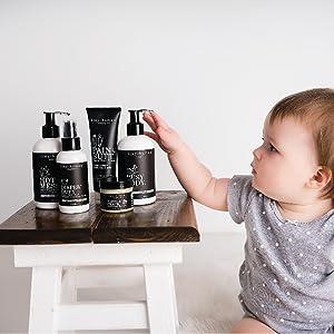 tiny human baby skincare
