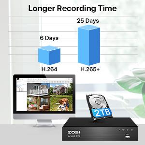Smart Recording & Backup