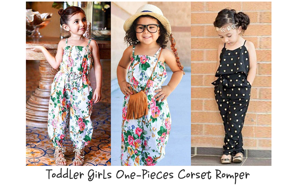 Girls Next Little Flower Print Playsuit Age 5 Years Not 7 As In Photos