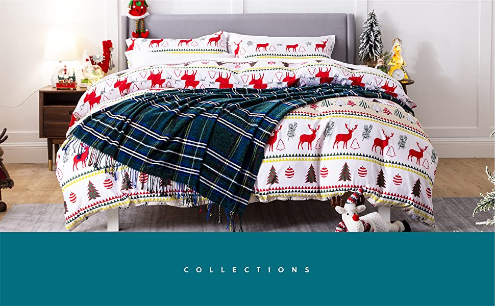 get cozy with the bedsure christmas throw blanket