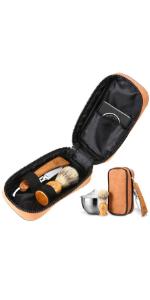 Shavette Straight Razor Kit