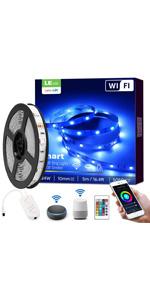 LE 5m Smart Wifi Light Strip