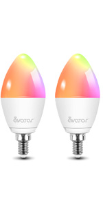 E12 smart bulb