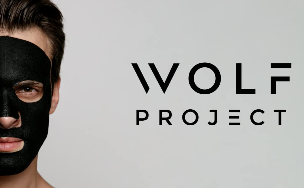 wolf project skin care, grooming, face care, routine