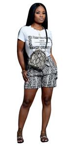 Womens Fashion 2 Piece Outfit Set