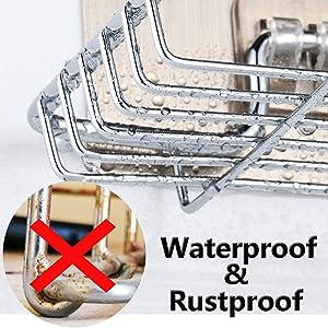WATERPROOF & RUSTPROOF