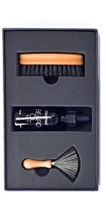 beard care gift set for men