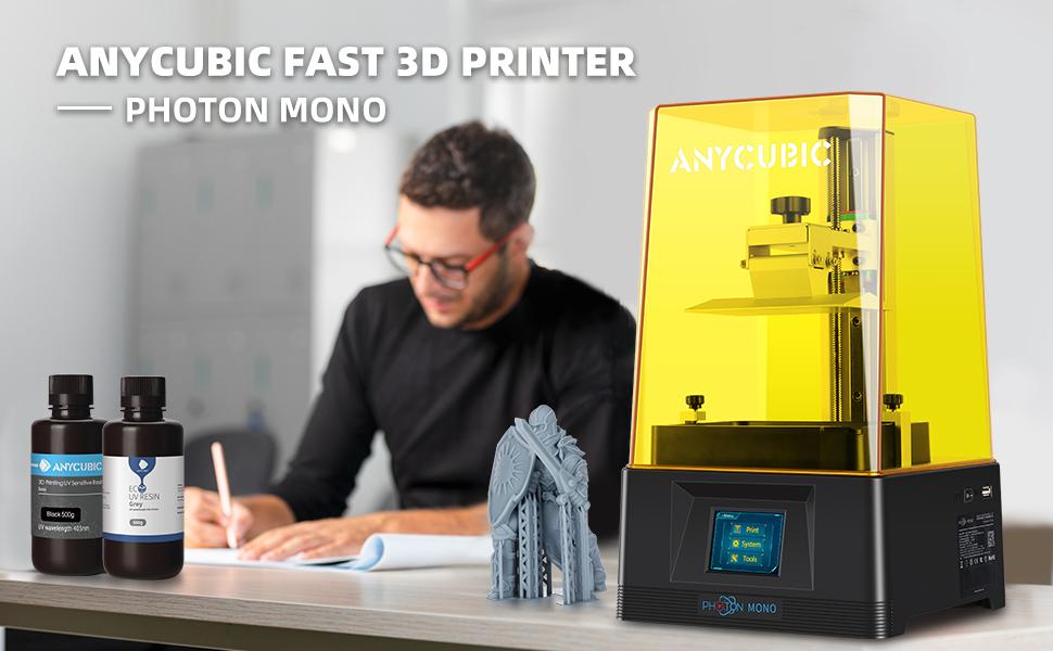 ANYCUBIC 3d printer Photon Mono