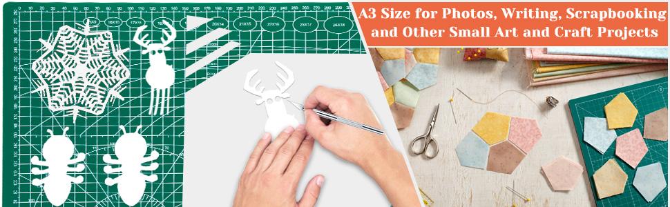 sewing mat large