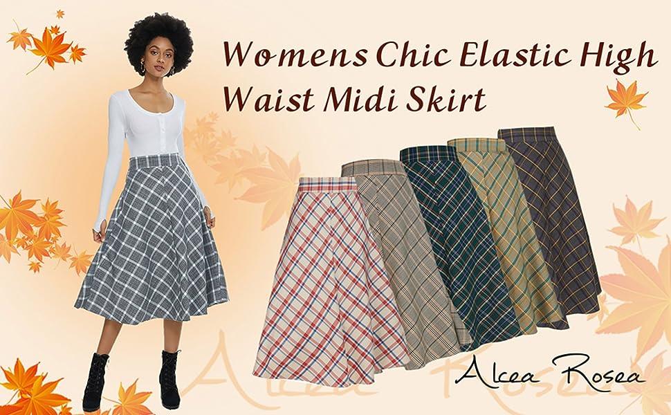 alcea rosea skirt