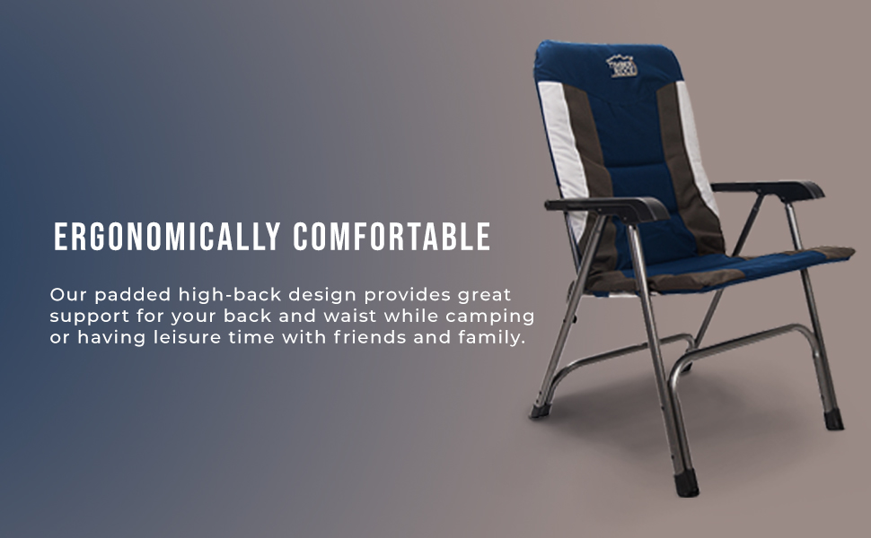ergonomically comfortable with extra storage