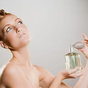Long lasting fragrance
